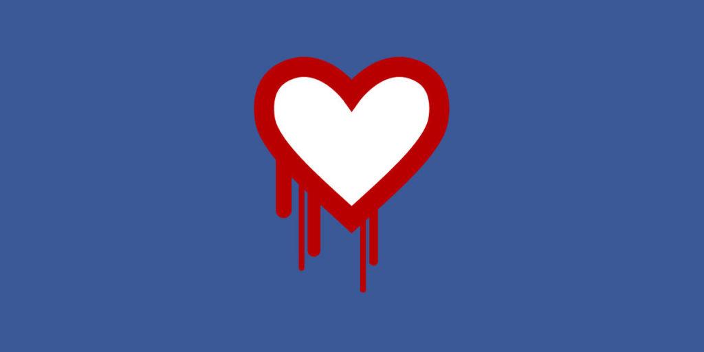 Heartbleed – Ändert euer Facebook-Passwort JETZT