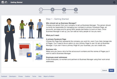 Business Manager Tutorial 2016