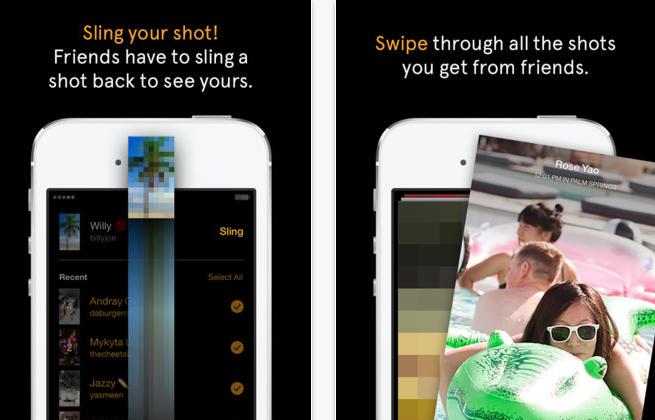 Einführung in die neue Slingshot App von Facebook