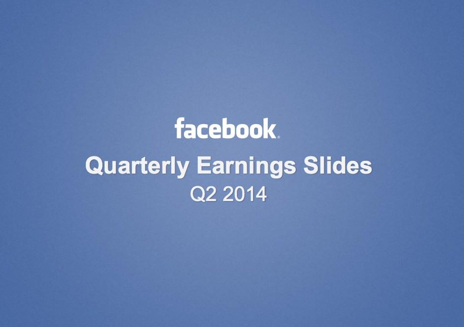Börsenbericht: 400 Millionen Menschen nutzen Facebook nur noch mobil