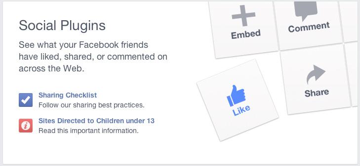 Schon mal einplanen: Social Plug-ins Update, Ende der Recommendations Bar