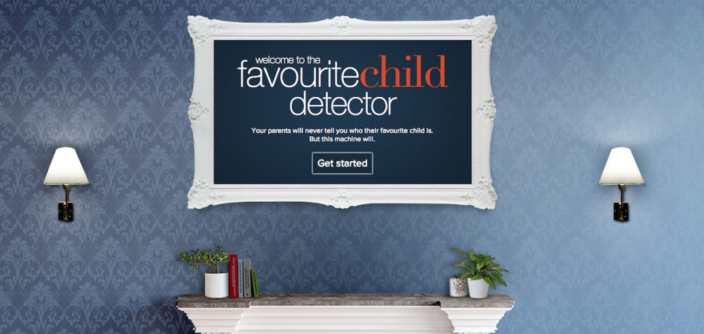 Spaß mit der Graph API: Favourite Child Detector