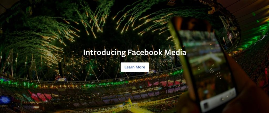 """Facebook Media"" – Neues Portal für Medienunternehmen"