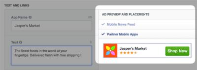 Facebook Audience Network – jetzt weltweit verfügbar