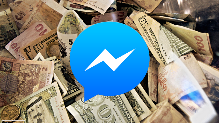 Screenshots zeigen: Bezahlen mit dem Facebook Messenger als neues Feature