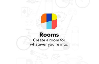 Gruppen für die junge Generation: Neue Facebook mobile App 'Rooms' (Update)