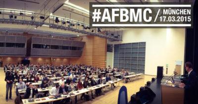 AllFacebook Marketing Conference 2015: Noch 3 Wochen den Super-Frühbucherpreis sichern