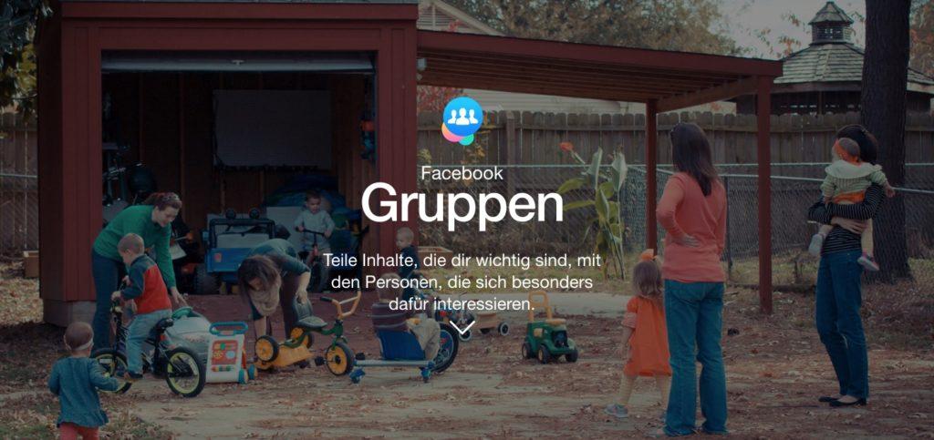 Facebook-Gruppen: Ab sofort mit eigener iOS und Android App
