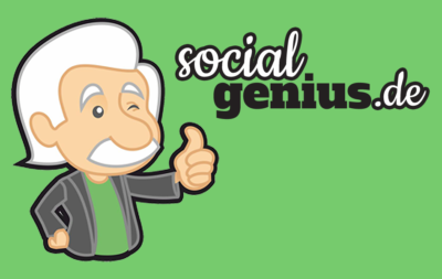 Intern: Allfacebook.de auf Socialgenius.de im Podcast-Interview