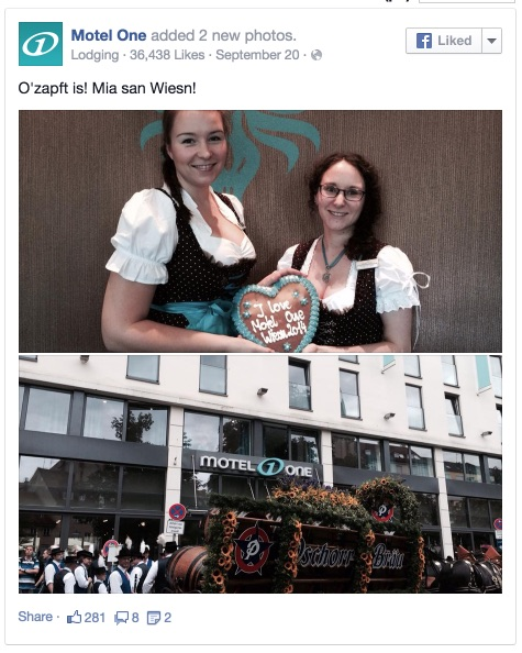 Motel One - O'zapft is! Mia san Wiesn! 2014-12-03 14-44-23