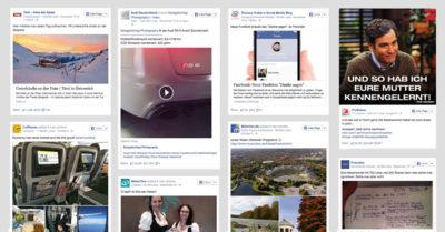 Die organische Reichweite ist nicht tot: Die besten Posts von mehr als 10 bekannten Facebook-Seiten