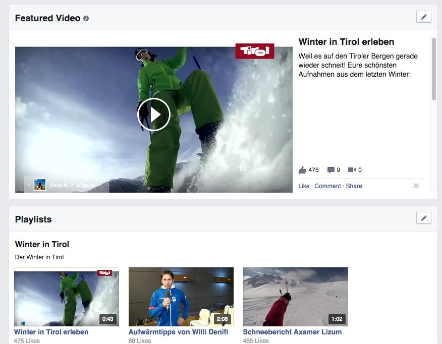 Schritt für Schritt: Featured Video & Playlisten erstellen