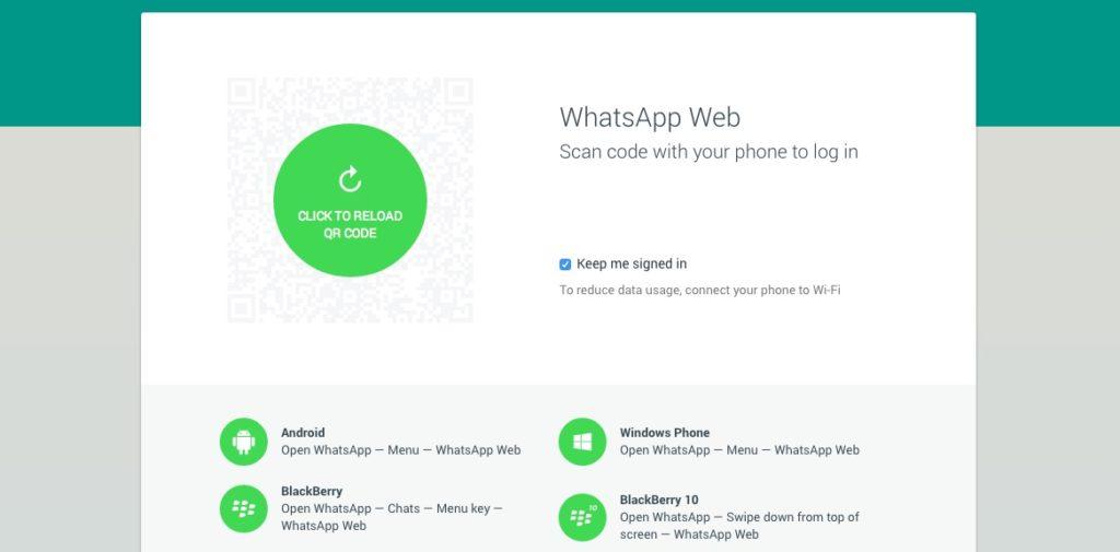 Warum das WhatsApp Webinterface fürs Marketing so wichtig ist