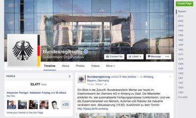 """Whitepaper: Der Staat bei Facebook – Warum Behörden heute """"social"""" sein müssen"""