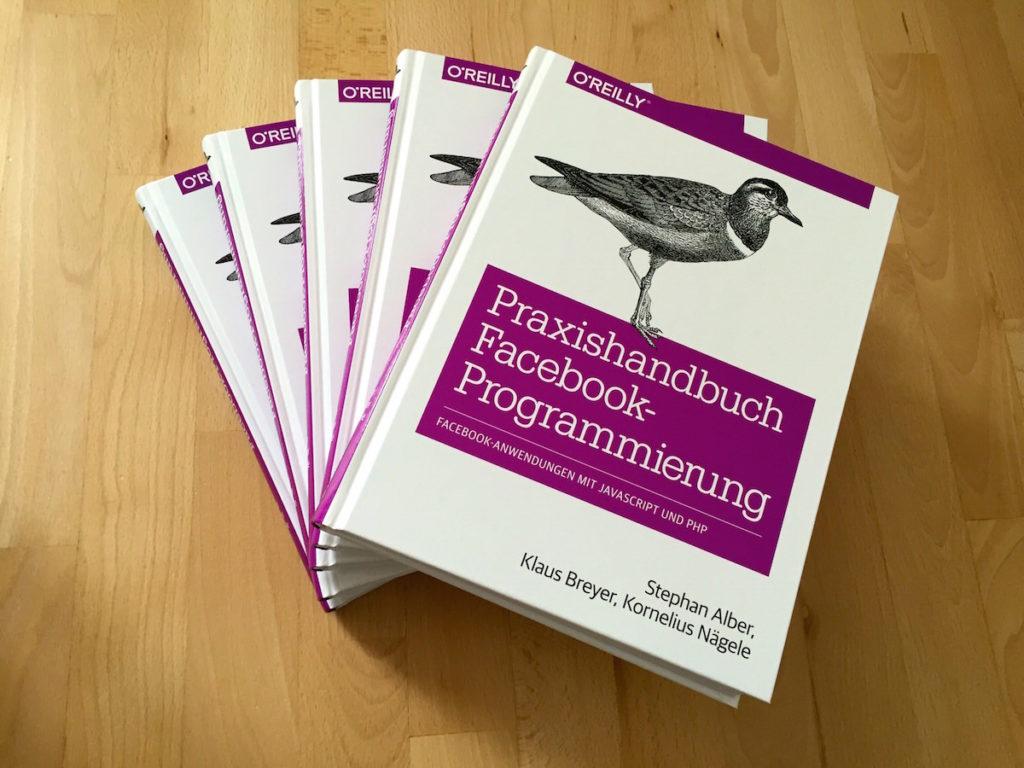 "Gewinnspiel: 5x das ""Praxishandbuch Facebook-Programmierung"""