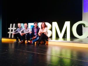 Allfacebook Marketing Conference 2015 in München #AFBMC Moderatoren und Organisatoren