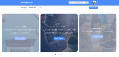 """Mit """"Facebook Blueprint"""" Marketingwissen auffrischen und zertifizieren lassen"""