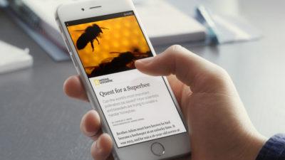 """Die nächste Generation der News: Facebook stellt """"Instant Articles"""" offiziell vor"""