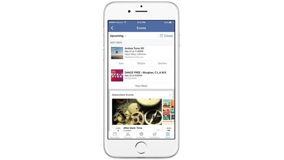 Mit diesen 5 Features baut Facebook die Events für euch um