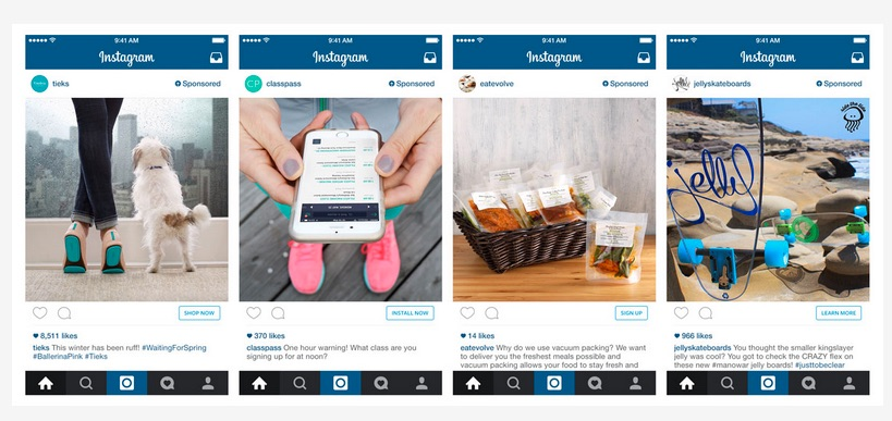 Instagram Ads API – Erste Partner haben Zugriff