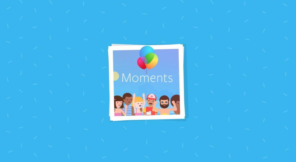 Moments – Facebook stellt App zum Teilen von Fotos nach 3 Jahren ein