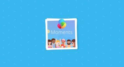 Moments – Facebook stellt neue App zum Teilen von Fotos vor
