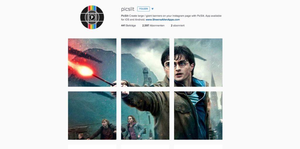 Nein, ein Instagram-Mosaik ist keine tolle Idee. Wirklich nicht.