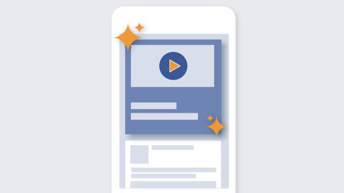 Sammlung: Die besten Werbevideos auf Facebook.