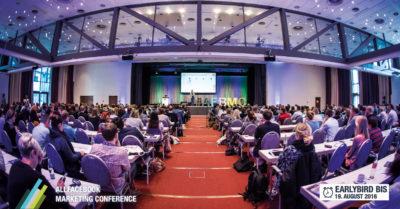 Nur eine Woche: Frühbucherpreise für die AllFacebook Marketing Conference in Berlin