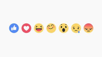 Mehr als nur ein Dislike Button: Die neuen Emotionen erlauben deutlich vielfältigere Interaktionen auf Facebook