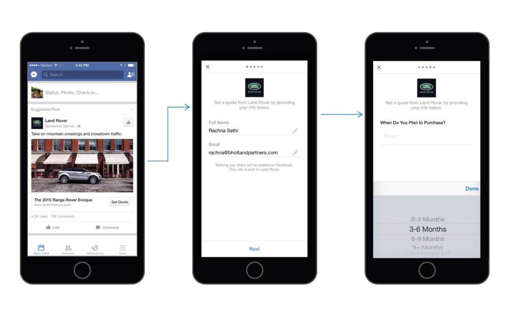 Instant Forms / Lead Ads: So schaltet ihr die Ads und generiert effizient Leads auf Facebook und Instagram