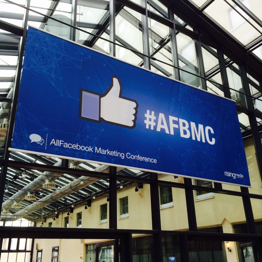 Allfacebook Marketing Conference Berlin 2015: Instagram, Snapchat & Whatsapp sind hot!