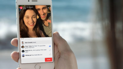 Facebook Live Videos startet Rollout mit ersten Tests bei normalen Accounts