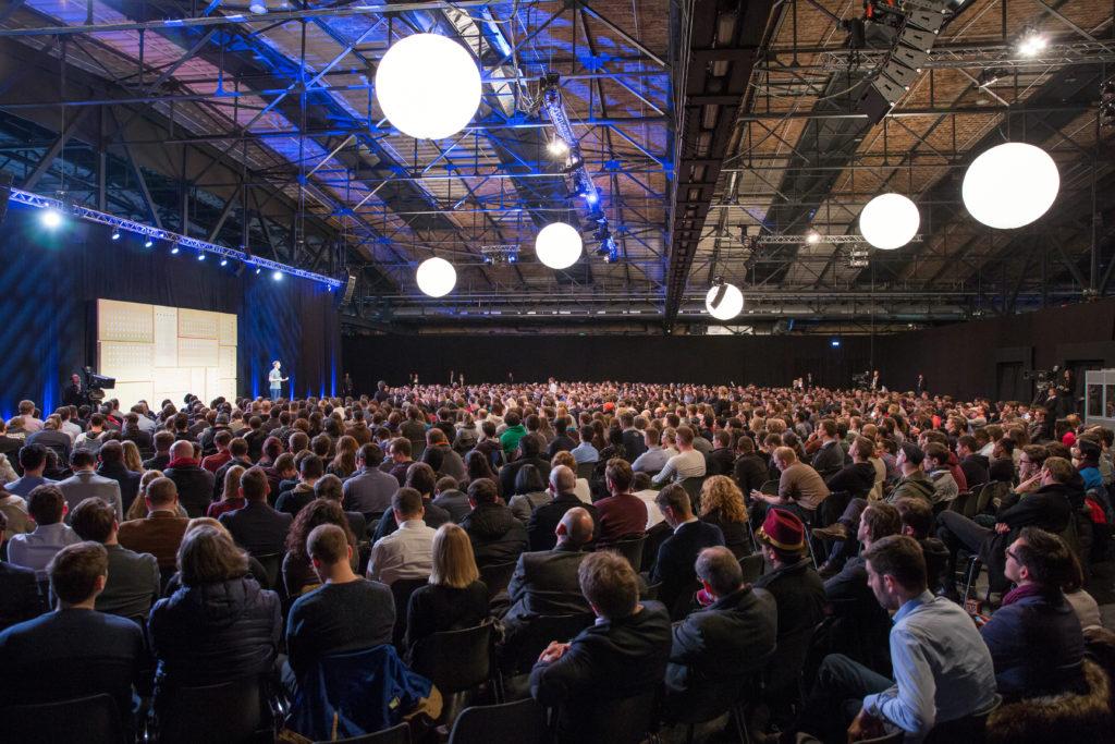 Mark Zuckerberg in Berlin oder: Warum Facebook längst nicht mehr nur ein soziales Netzwerk ist