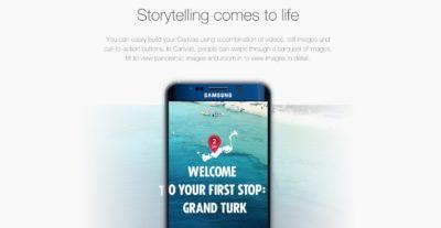Facebook Canvas Anzeigen: Das neue Format ist ab sofort für alle Unternehmen auch ohne Werbebudget verfügbar