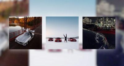 Content Star – Die Plattform-Strategie von Mercedes-Benz auf Instagram. #AFBMC
