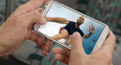 Erweiterung: 360° Fotos auf Facebook