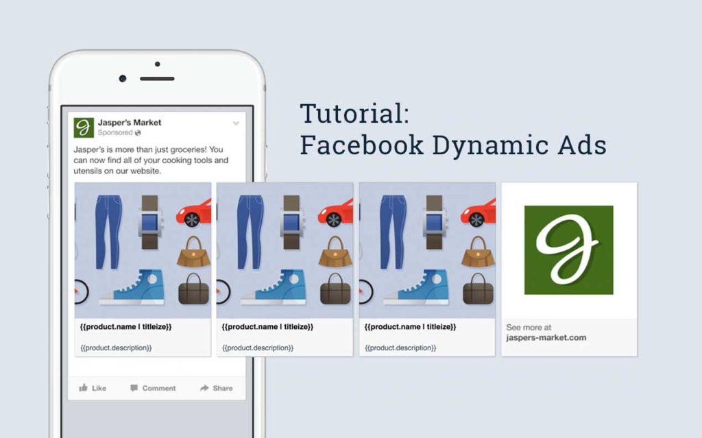 Tutorial: Dynamic Product Ads auf Facebook und Instagram schalten. Vom Produktkatalog über den Facebook Pixel bis hin zur individuellen Anzeige.