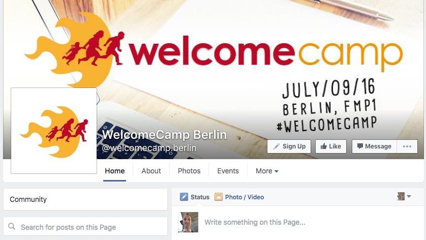 Facebook at Work light – Die Power von Facebook Gruppen und Events für dezentral, organisierte Projekte