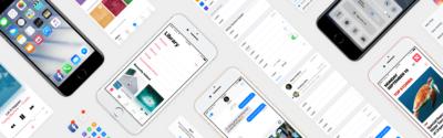 Kostenlos von Facebook: Designvorlagen von Smartphones, Tablets, Smartwatches, …
