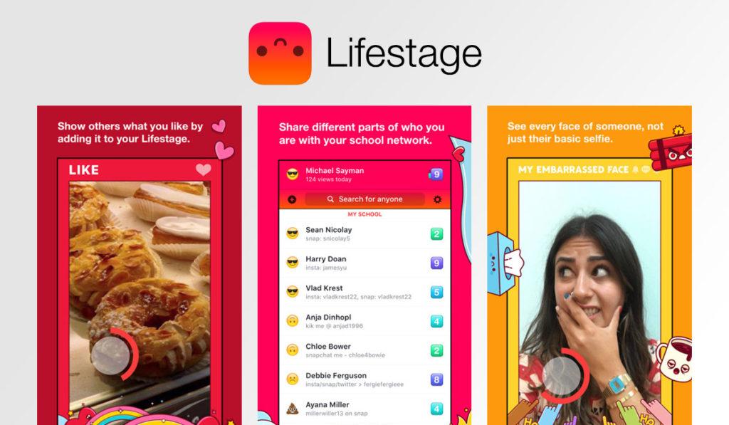 Lifestage: Die neue Facebook App für Nutzer bis 21 Jahren