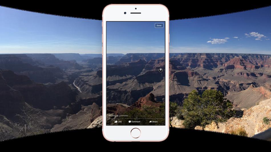 Facebook 360 Grad Fotos – alle Informationen in einer Infografik