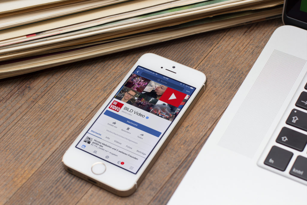 Das Erfolgsgeheimnis der Social Video Strategie von BILD #AFBMC