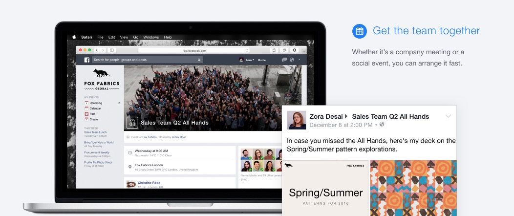 facebook-at-work-events