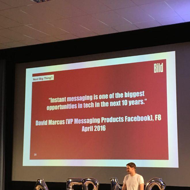 Allfacebook Marketing Conference 2016 - BILD