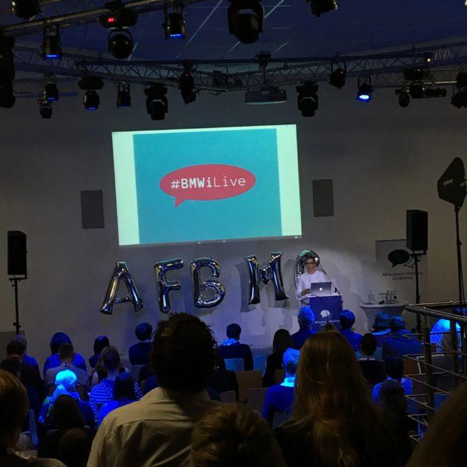 Allfacebook Marketing Conference 2016 - #BMWiLive