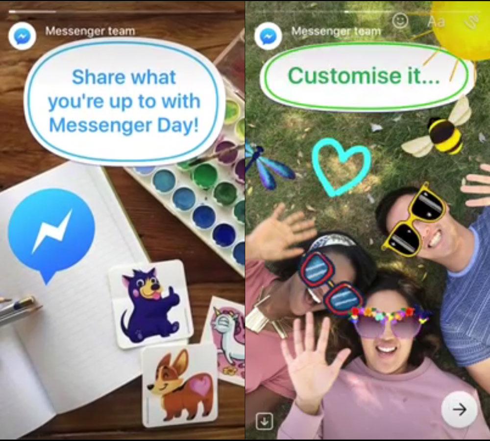 messenger-day-storie