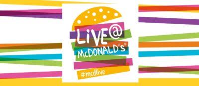 Big Mac TV – Facebook Live als Social Media Event #AFBMC