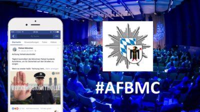 Polizei München – Krisenkommunikation im Social Web #AFBMC