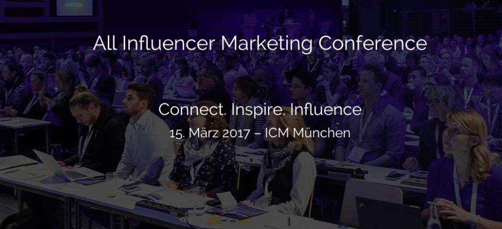 Nach der #AFBMC ist vor der All Influencer Marketing Conference
